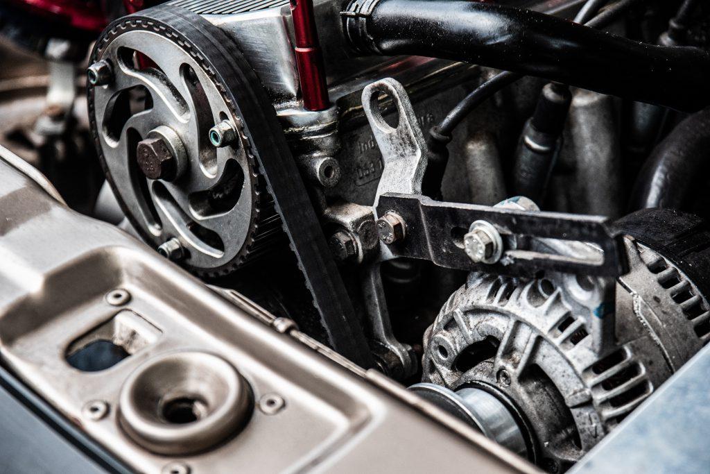 used industrial diesel engines