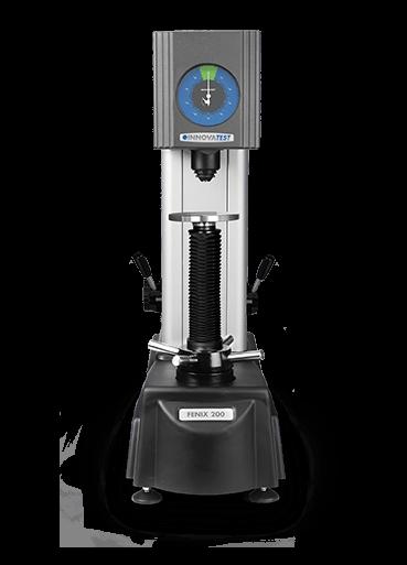 Vickers Härteprüfmaschine